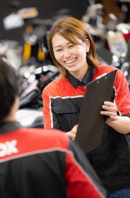 バイク館 SOX川崎店の画像・写真